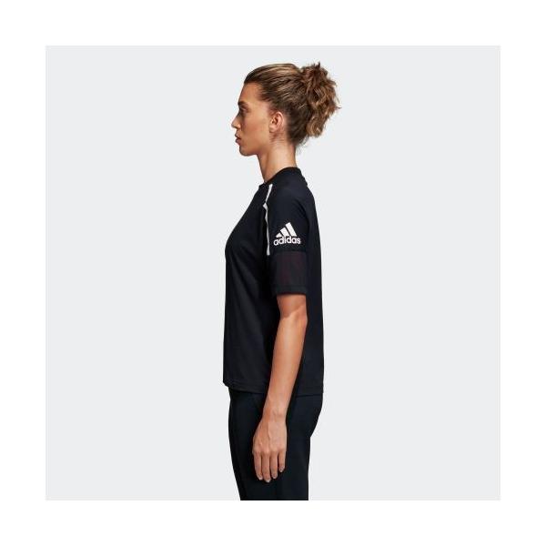 全品ポイント15倍 07/19 17:00〜07/22 16:59 セール価格 アディダス公式 ウェア トップス adidas W Z.N.E. 半袖 Tシャツ|adidas|03