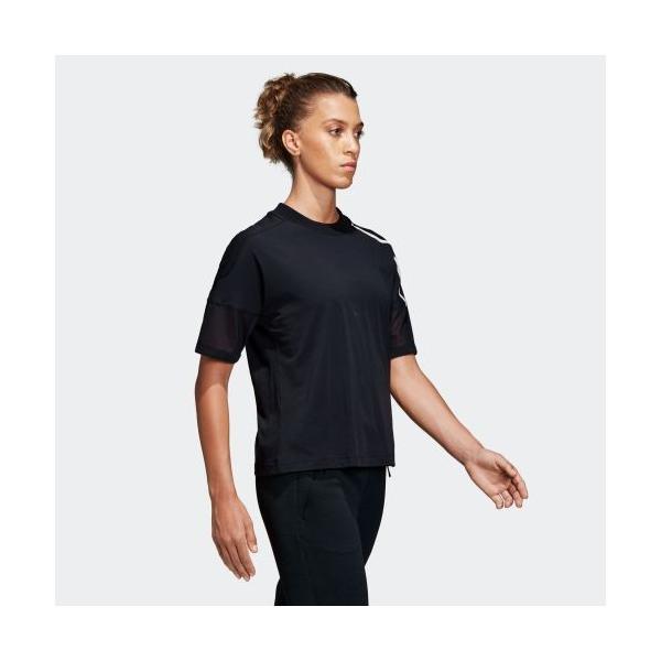 全品ポイント15倍 07/19 17:00〜07/22 16:59 セール価格 アディダス公式 ウェア トップス adidas W Z.N.E. 半袖 Tシャツ|adidas|04