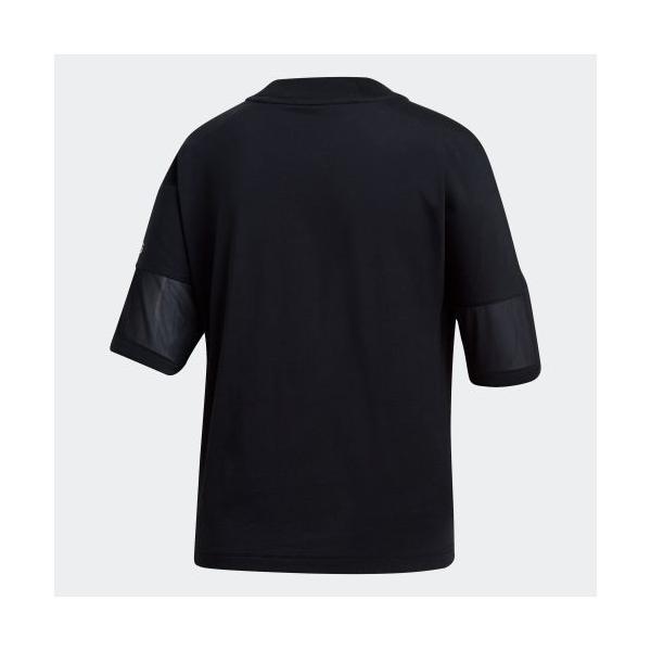 全品ポイント15倍 07/19 17:00〜07/22 16:59 セール価格 アディダス公式 ウェア トップス adidas W Z.N.E. 半袖 Tシャツ|adidas|06