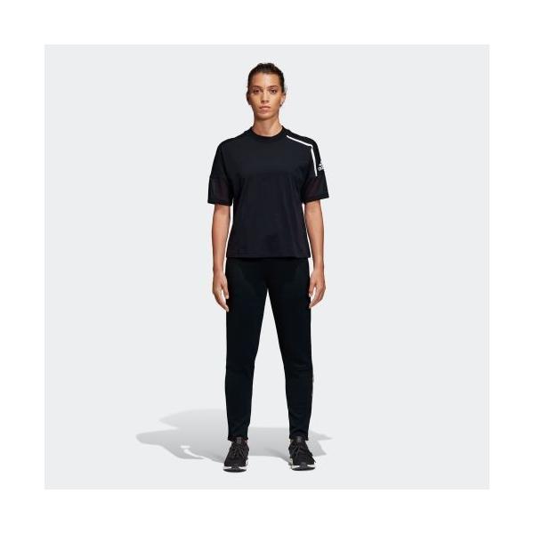 全品ポイント15倍 07/19 17:00〜07/22 16:59 セール価格 アディダス公式 ウェア トップス adidas W Z.N.E. 半袖 Tシャツ|adidas|07
