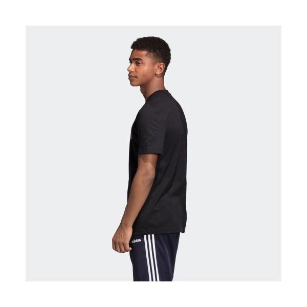 全品送料無料! 6/21 17:00〜6/27 16:59 セール価格 アディダス公式 ウェア トップス adidas M CORE ラインドリニア Tシャツ|adidas|02