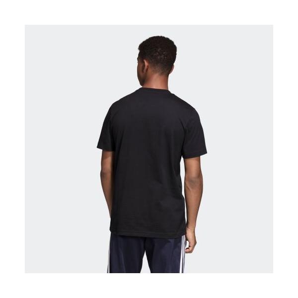 全品送料無料! 6/21 17:00〜6/27 16:59 セール価格 アディダス公式 ウェア トップス adidas M CORE ラインドリニア Tシャツ|adidas|03