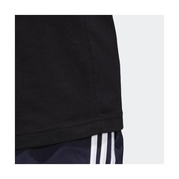 全品送料無料! 6/21 17:00〜6/27 16:59 セール価格 アディダス公式 ウェア トップス adidas M CORE ラインドリニア Tシャツ|adidas|09