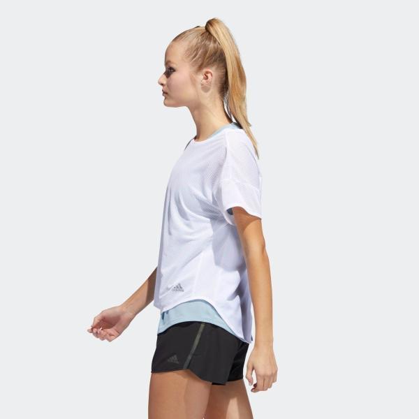 全品送料無料! 08/14 17:00〜08/22 16:59 セール価格 アディダス公式 ウェア トップス adidas PURE レイアードTシャツ|adidas|02