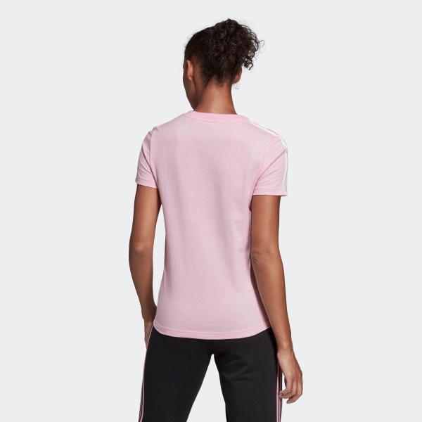 期間限定 さらに40%OFF 8/22 17:00〜8/26 16:59 アディダス公式 ウェア トップス adidas W 半袖 3スト Tシャツ adidas 03