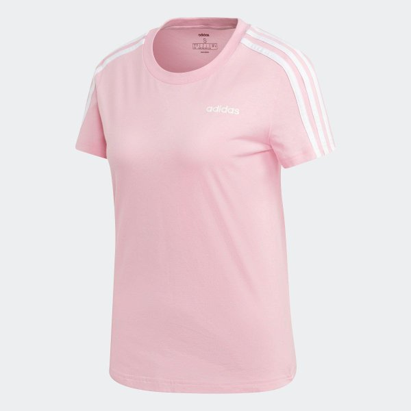 期間限定 さらに40%OFF 8/22 17:00〜8/26 16:59 アディダス公式 ウェア トップス adidas W 半袖 3スト Tシャツ adidas 05