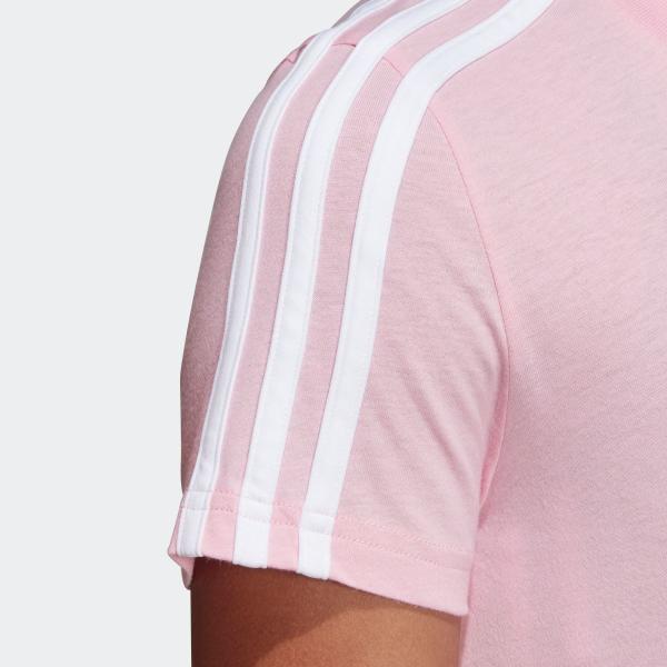 期間限定 さらに40%OFF 8/22 17:00〜8/26 16:59 アディダス公式 ウェア トップス adidas W 半袖 3スト Tシャツ adidas 08