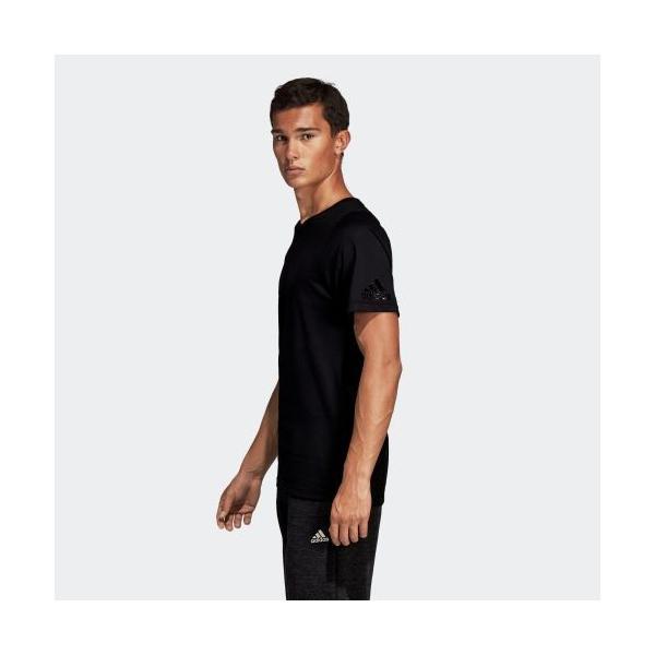 34%OFF アディダス公式 ウェア トップス adidas M ID ジャガード Tシャツ|adidas|02