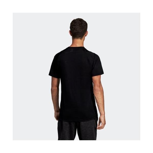 34%OFF アディダス公式 ウェア トップス adidas M ID ジャガード Tシャツ|adidas|03