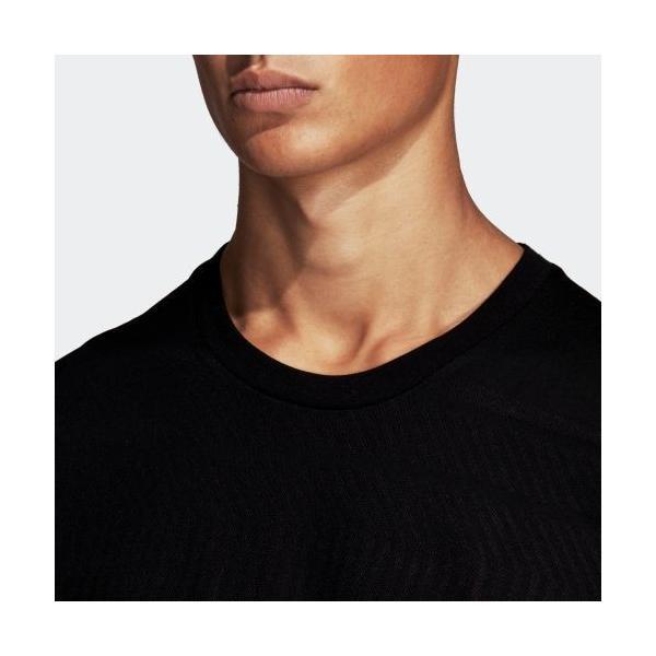 34%OFF アディダス公式 ウェア トップス adidas M ID ジャガード Tシャツ|adidas|08