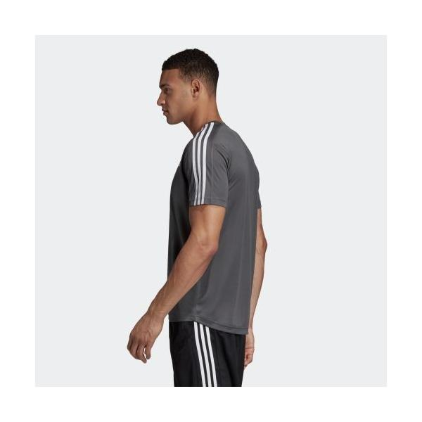 期間限定 さらに40%OFF 8/22 17:00〜8/26 16:59 アディダス公式 ウェア トップス adidas 3ストライプスTシャツ|adidas|02