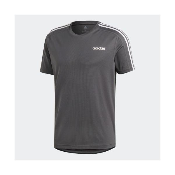 期間限定 さらに40%OFF 8/22 17:00〜8/26 16:59 アディダス公式 ウェア トップス adidas 3ストライプスTシャツ|adidas|05