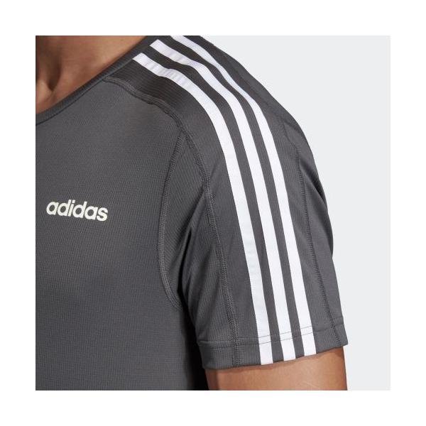 期間限定 さらに40%OFF 8/22 17:00〜8/26 16:59 アディダス公式 ウェア トップス adidas 3ストライプスTシャツ|adidas|08