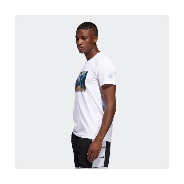 期間限定 さらに40%OFF 8/22 17:00〜8/26 16:59 アディダス公式 ウェア トップス adidas ハーデン Tシャツ|adidas|02