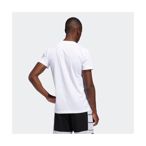 期間限定 さらに40%OFF 8/22 17:00〜8/26 16:59 アディダス公式 ウェア トップス adidas ハーデン Tシャツ|adidas|03