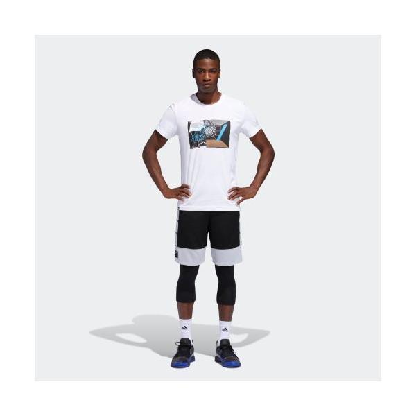 期間限定 さらに40%OFF 8/22 17:00〜8/26 16:59 アディダス公式 ウェア トップス adidas ハーデン Tシャツ|adidas|07