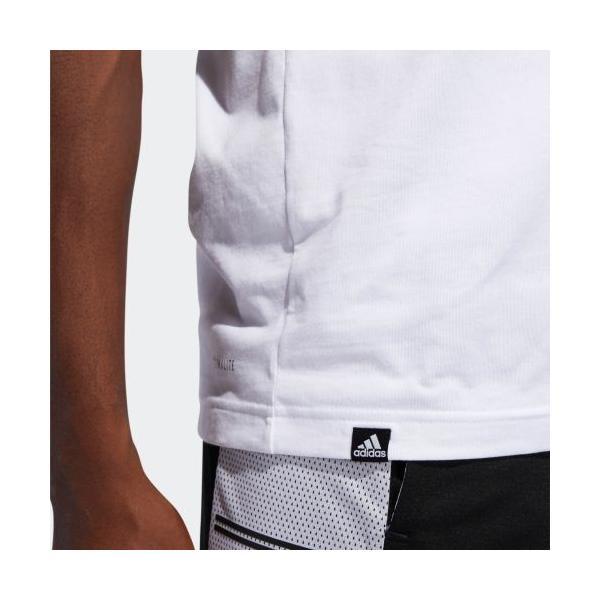 期間限定 さらに40%OFF 8/22 17:00〜8/26 16:59 アディダス公式 ウェア トップス adidas ハーデン Tシャツ|adidas|08