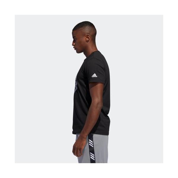 期間限定 さらに40%OFF 8/22 17:00〜8/26 16:59 アディダス公式 ウェア トップス adidas プリントTシャツ adidas 02