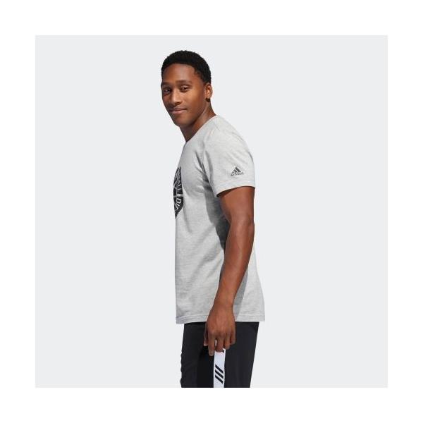 期間限定SALE 9/20 17:00〜9/26 16:59 アディダス公式 ウェア トップス adidas プリントTシャツ adidas 02