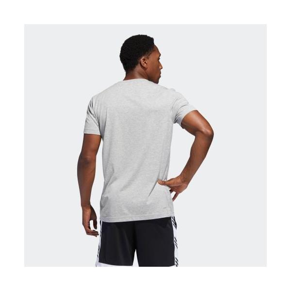 期間限定SALE 9/20 17:00〜9/26 16:59 アディダス公式 ウェア トップス adidas プリントTシャツ adidas 03