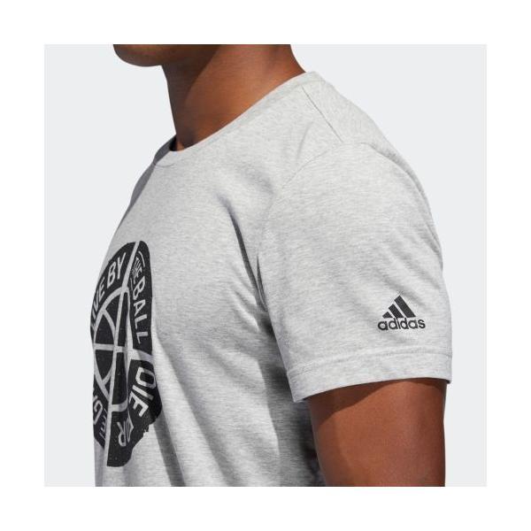 期間限定SALE 9/20 17:00〜9/26 16:59 アディダス公式 ウェア トップス adidas プリントTシャツ adidas 08