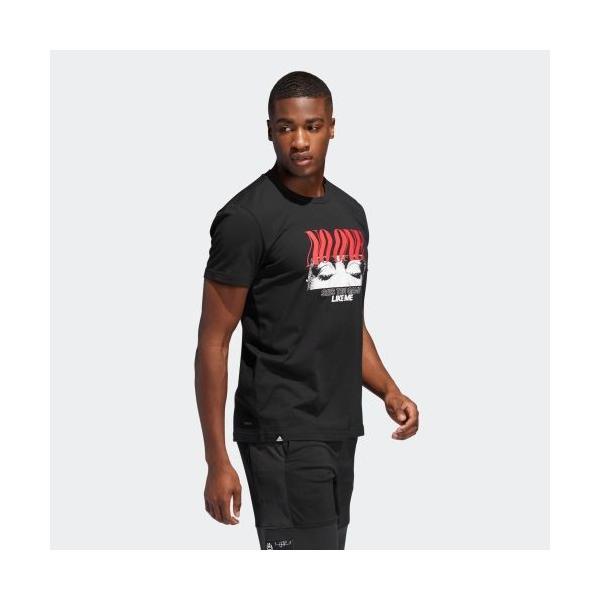 全品送料無料! 08/14 17:00〜08/22 16:59 セール価格 アディダス公式 ウェア トップス adidas ハーデン Tシャツ adidas 04