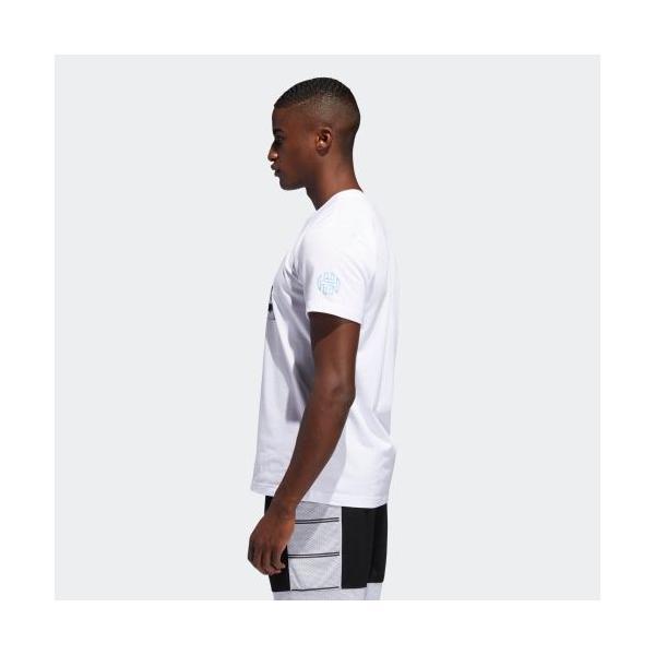全品ポイント15倍 09/13 17:00〜09/17 16:59 セール価格 アディダス公式 ウェア トップス adidas ハーデン Tシャツ|adidas|02
