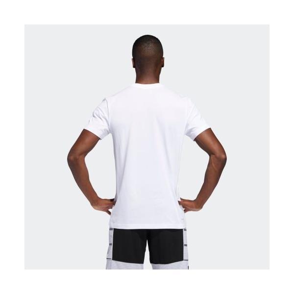 全品ポイント15倍 09/13 17:00〜09/17 16:59 セール価格 アディダス公式 ウェア トップス adidas ハーデン Tシャツ|adidas|03