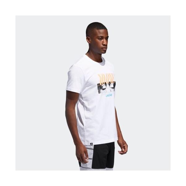 全品ポイント15倍 09/13 17:00〜09/17 16:59 セール価格 アディダス公式 ウェア トップス adidas ハーデン Tシャツ|adidas|04