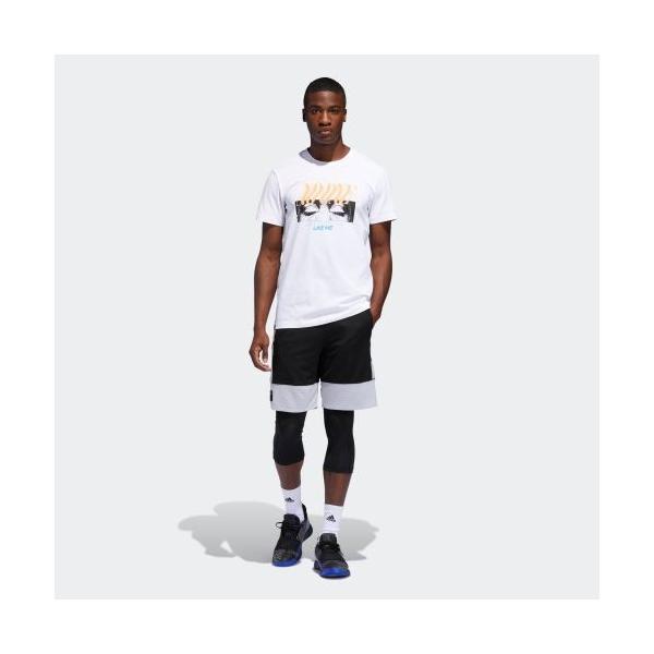 全品ポイント15倍 09/13 17:00〜09/17 16:59 セール価格 アディダス公式 ウェア トップス adidas ハーデン Tシャツ|adidas|07