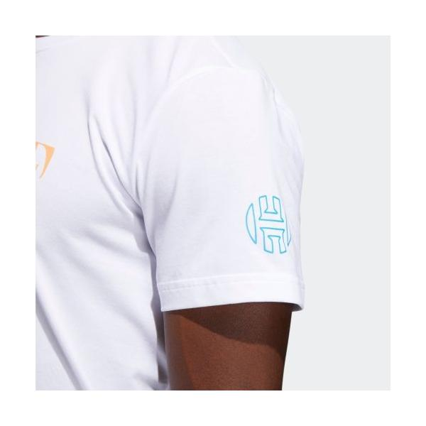 全品ポイント15倍 09/13 17:00〜09/17 16:59 セール価格 アディダス公式 ウェア トップス adidas ハーデン Tシャツ|adidas|09
