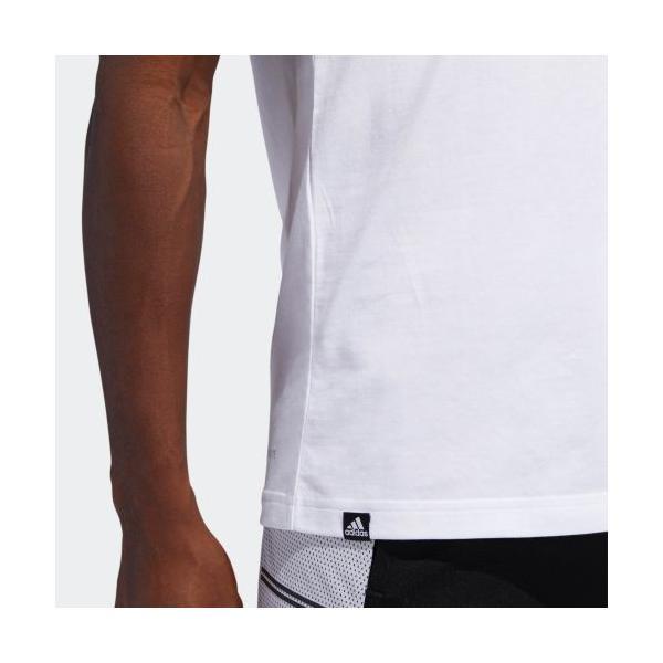 全品ポイント15倍 09/13 17:00〜09/17 16:59 セール価格 アディダス公式 ウェア トップス adidas ハーデン Tシャツ|adidas|10