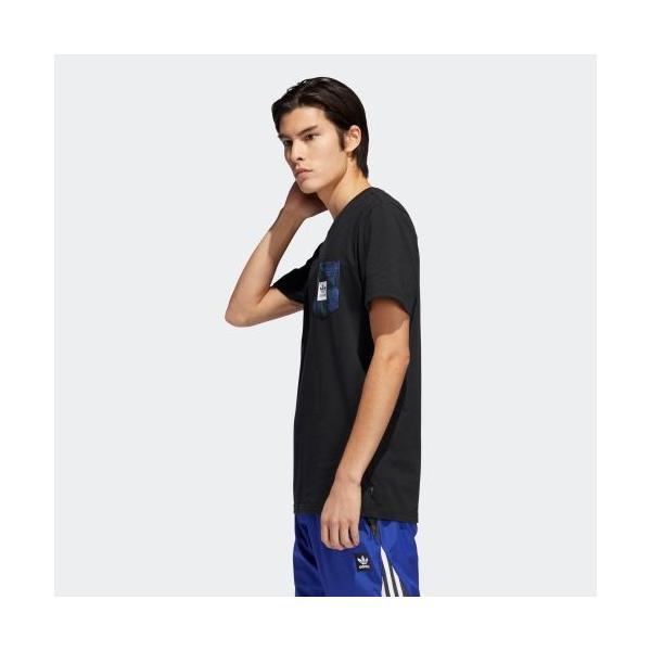 セール価格 アディダス公式 ウェア トップス adidas TOWNING PKT Tシャツ|adidas|02