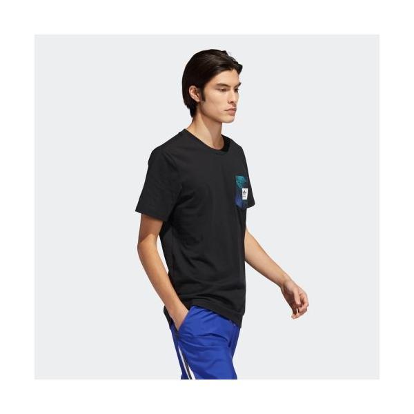 セール価格 アディダス公式 ウェア トップス adidas TOWNING PKT Tシャツ|adidas|04