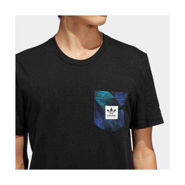 セール価格 アディダス公式 ウェア トップス adidas TOWNING PKT Tシャツ|adidas|07