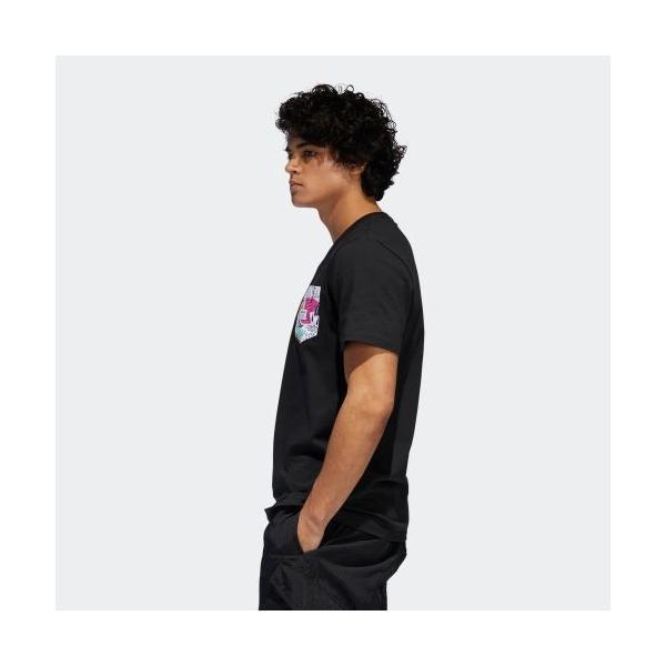 返品可 アディダス公式 ウェア トップス adidas 胸ポケット 半袖 Tシャツ|adidas|02