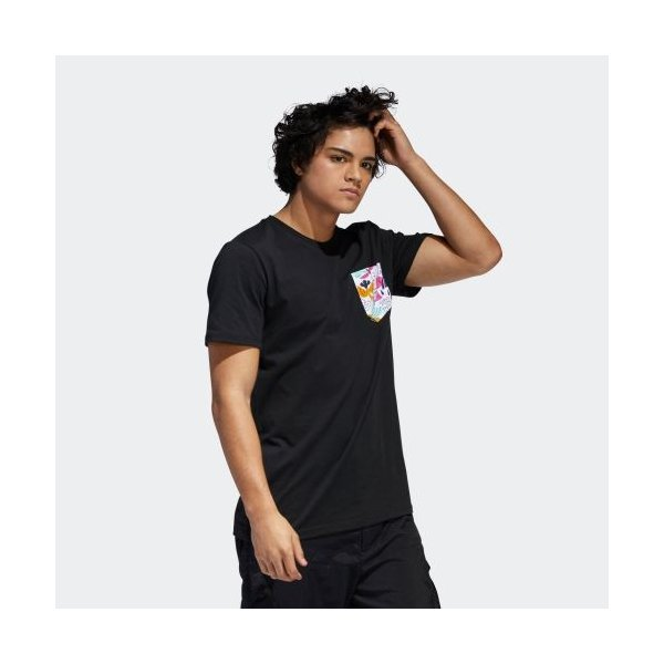 返品可 アディダス公式 ウェア トップス adidas 胸ポケット 半袖 Tシャツ|adidas|04
