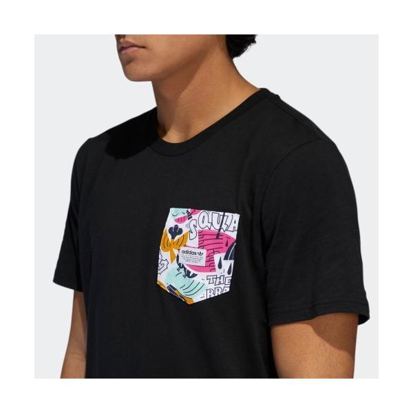 返品可 アディダス公式 ウェア トップス adidas 胸ポケット 半袖 Tシャツ|adidas|07