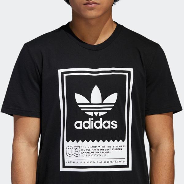 返品可 アディダス公式 ウェア トップス adidas BOTSFORD TEE adidas 07
