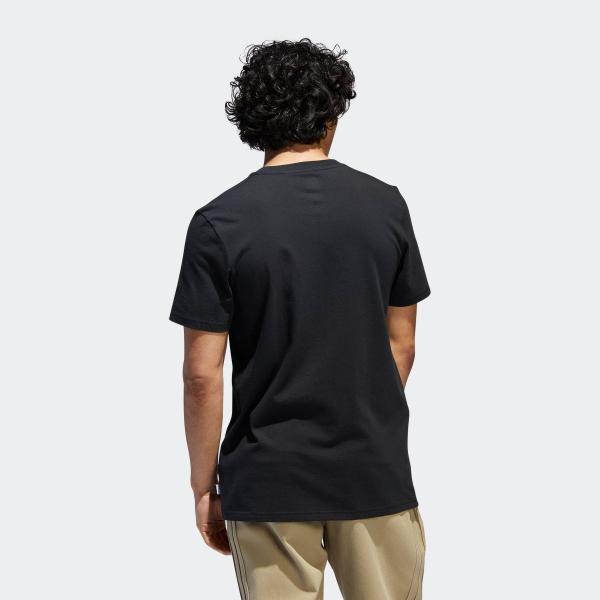 返品可 アディダス公式 ウェア トップス adidas CLARENDON TEE|adidas|03
