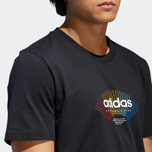 返品可 アディダス公式 ウェア トップス adidas CLARENDON TEE|adidas|08