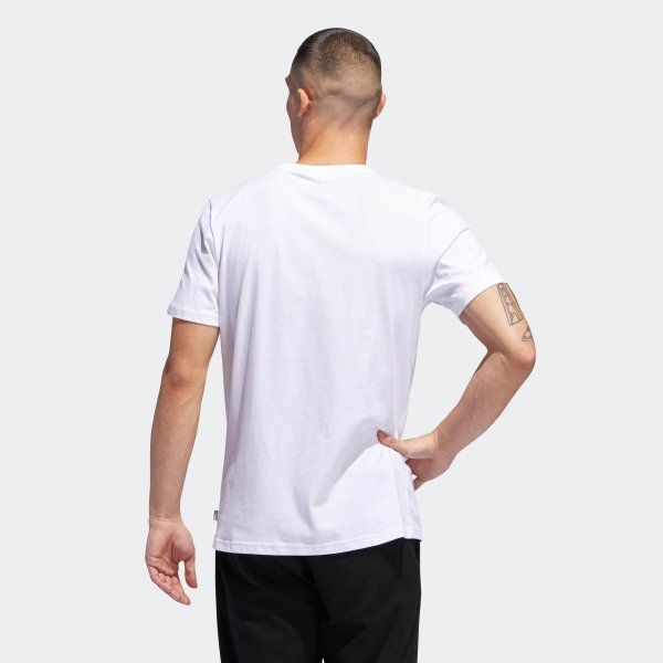 期間限定 さらに40%OFF 8/22 17:00〜8/26 16:59 アディダス公式 ウェア トップス adidas プリント 半袖 Tシャツ adidas 03