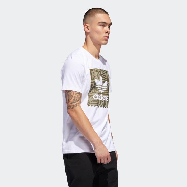 期間限定 さらに40%OFF 8/22 17:00〜8/26 16:59 アディダス公式 ウェア トップス adidas プリント 半袖 Tシャツ adidas 04