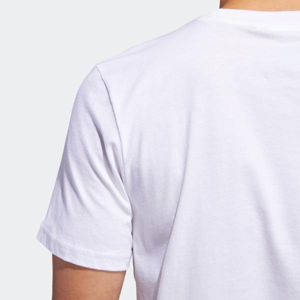 期間限定 さらに40%OFF 8/22 17:00〜8/26 16:59 アディダス公式 ウェア トップス adidas プリント 半袖 Tシャツ adidas 10