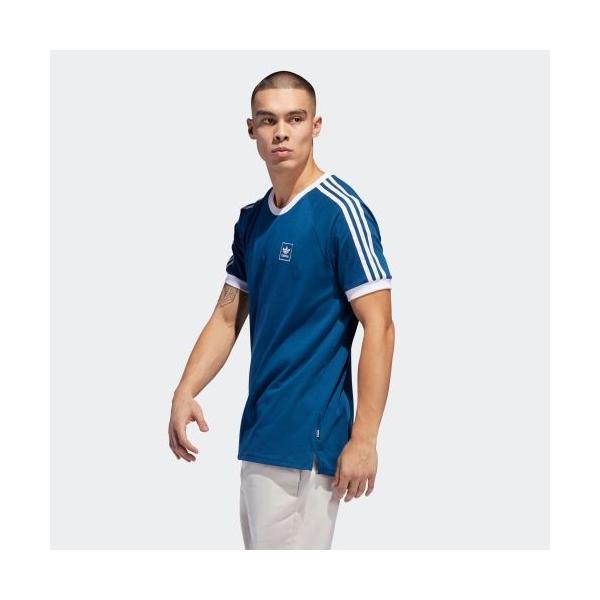 返品可 アディダス公式 ウェア トップス adidas スリーストライプ 半袖 Tシャツ|adidas|02