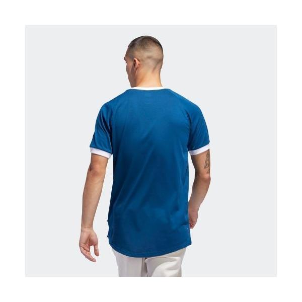 返品可 アディダス公式 ウェア トップス adidas スリーストライプ 半袖 Tシャツ|adidas|03