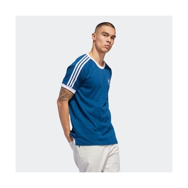 返品可 アディダス公式 ウェア トップス adidas スリーストライプ 半袖 Tシャツ|adidas|04
