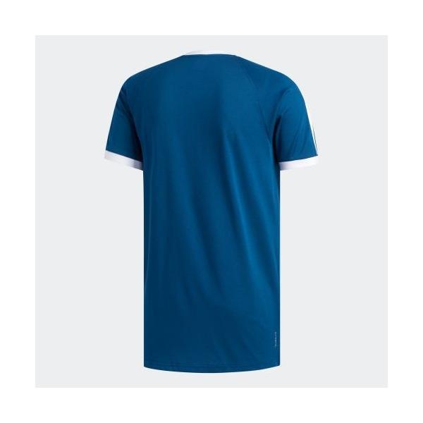 返品可 アディダス公式 ウェア トップス adidas スリーストライプ 半袖 Tシャツ|adidas|06