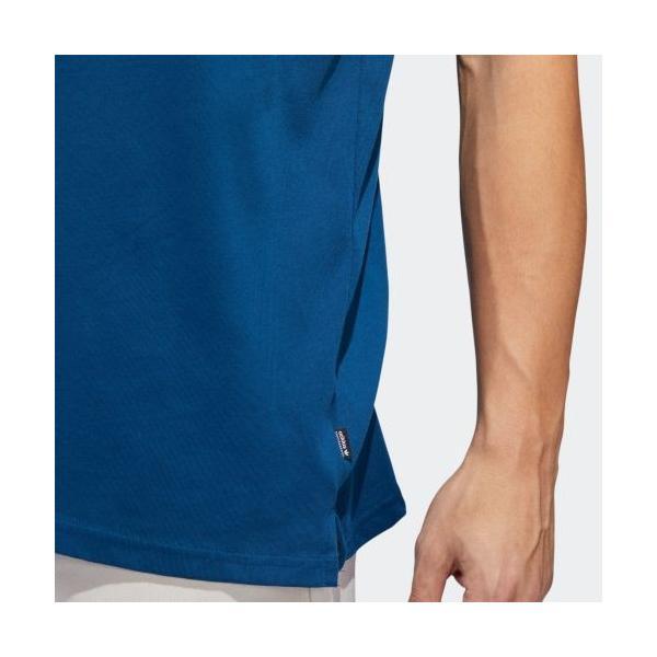 返品可 アディダス公式 ウェア トップス adidas スリーストライプ 半袖 Tシャツ|adidas|08