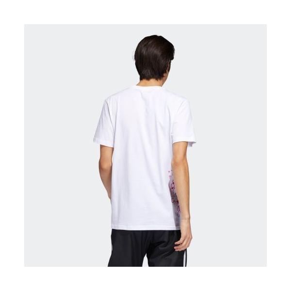 全品送料無料! 6/21 17:00〜6/27 16:59 32%OFF アディダス公式 ウェア トップス adidas MACRUM Tシャツ adidas 03